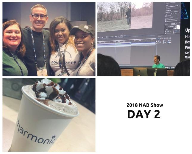 NAB Show Day 2 pt 2